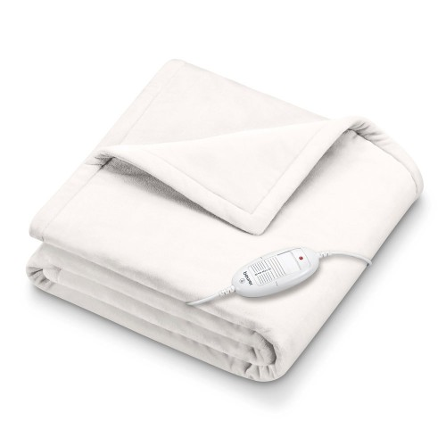 Couverture Chauffant Extra Cosy Blanc