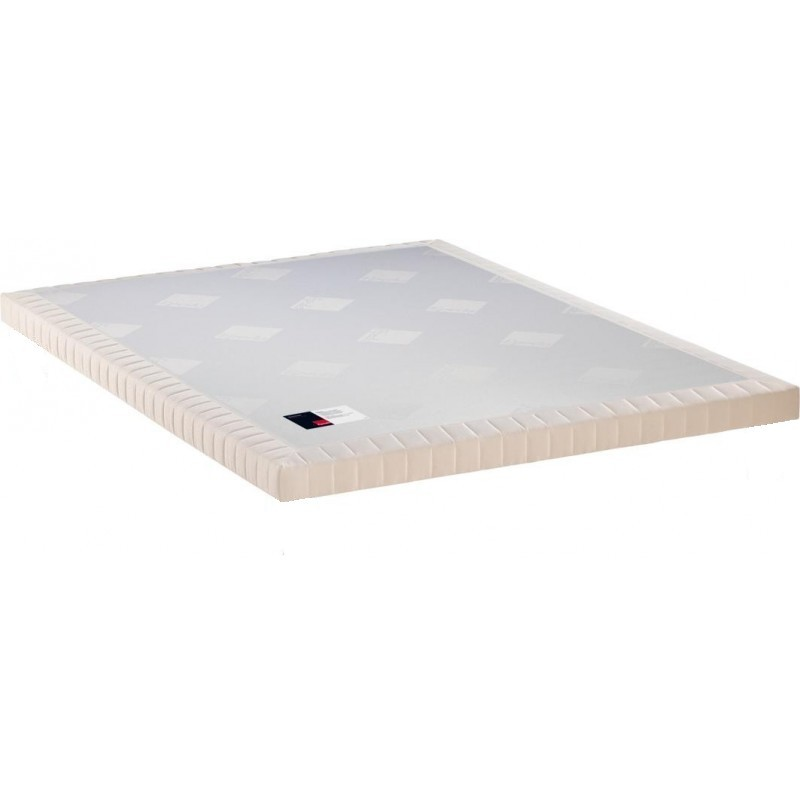 Sommier tapissier Epeda Extra-Plat 3 Zones Confort Medium