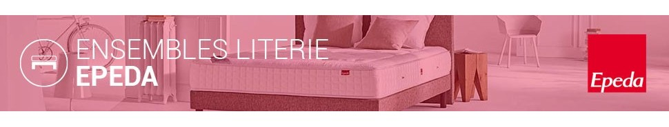 Ensembles sommiers et matelas Ressorts Epeda